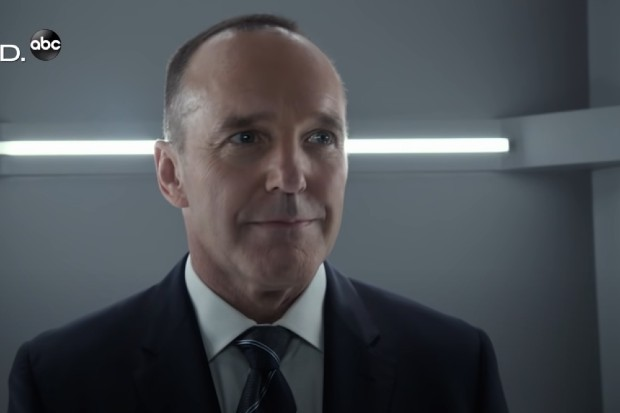 Clark Gregg plays Agent Coulson in Marvel's Agents of SHIELD