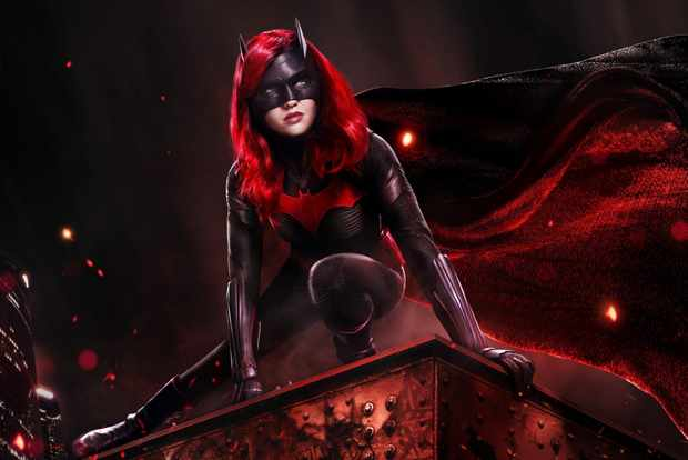 Ruby Rose in Batwoman (The CW, E4)