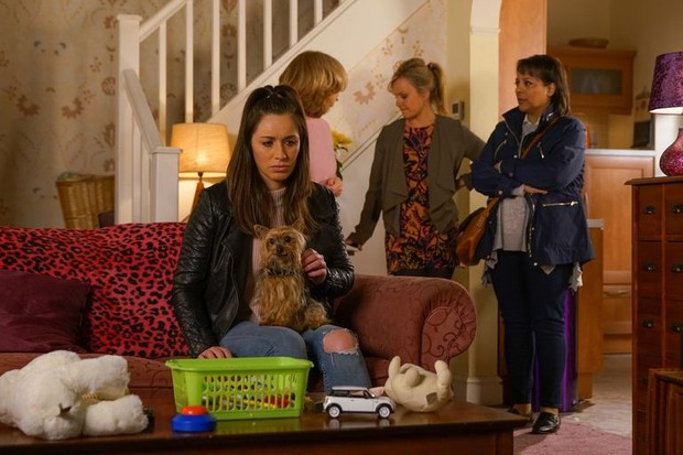 coronation street shona return