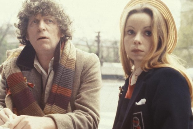 Doctor Who – Tom Baker and Lalla Ward