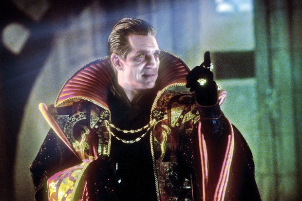 Eric Roberts - The Master in Doctor Who