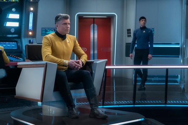 Star Trek - Pike (Anson Mount)