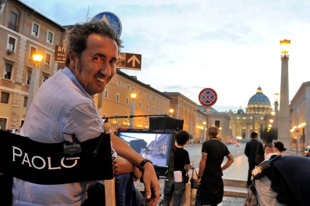 HOMEMADE Director Paolo Sorrentino Cr. Gianni Fiorito/Netflix © 2020