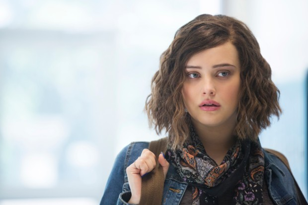 Katherine Langford in 13 Reasons Why on Netflix (Hannah Baker)