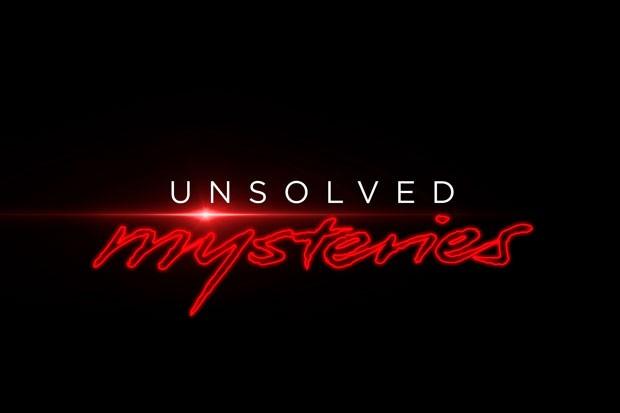 Netflix original series Unsolved Mysteries revival