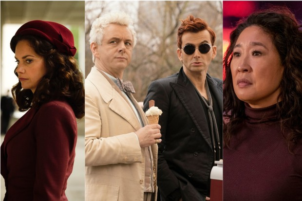 Bafta snubs 2020 - ruth wilson, Good Omens, Sandra Oh