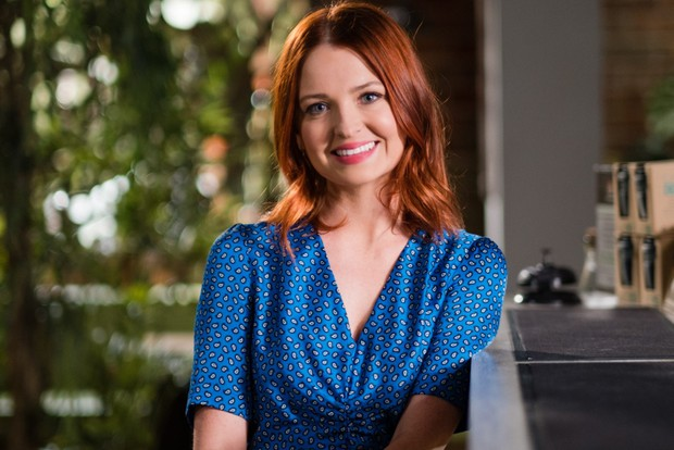 Charlotte Chimes plays Nicolette Stone on Neighbours (2020) 3
