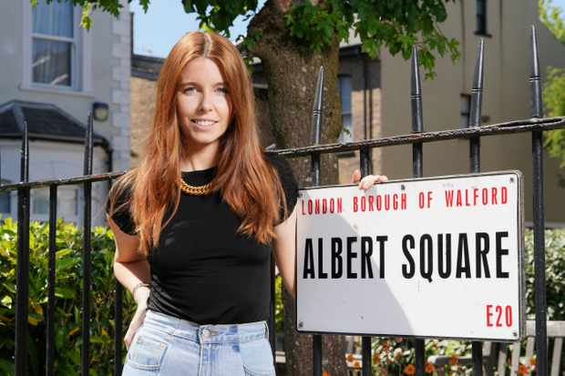 stacey dooley eastenders secrets of the square
