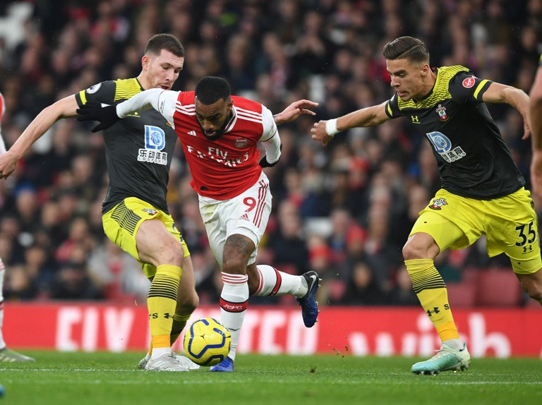watch arsenal vs southampton online free