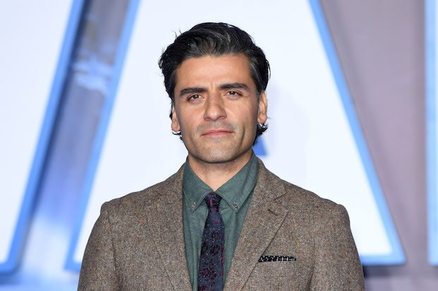"""Oscar Isaac attends the """"Star Wars: The Rise of Skywalker"""""""