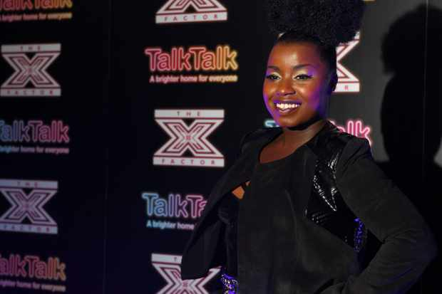 LONDON, ENGLAND - NOVEMBER 30:  Misha B attends the TalkTalk X Factor Secret Gig on November 30, 2011 in London, England.  (Photo by Mike Marsland/WireImage)
