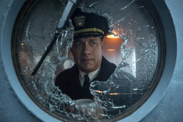 Tom Hanks stars in Greyhound on Apple TV Plus