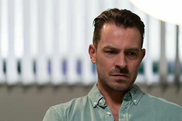 Hollyoaks Darren Osborne gets help for depression