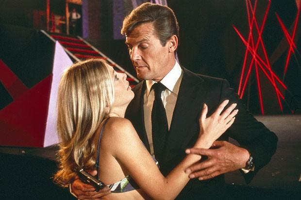 James Bond star Britt Ekland