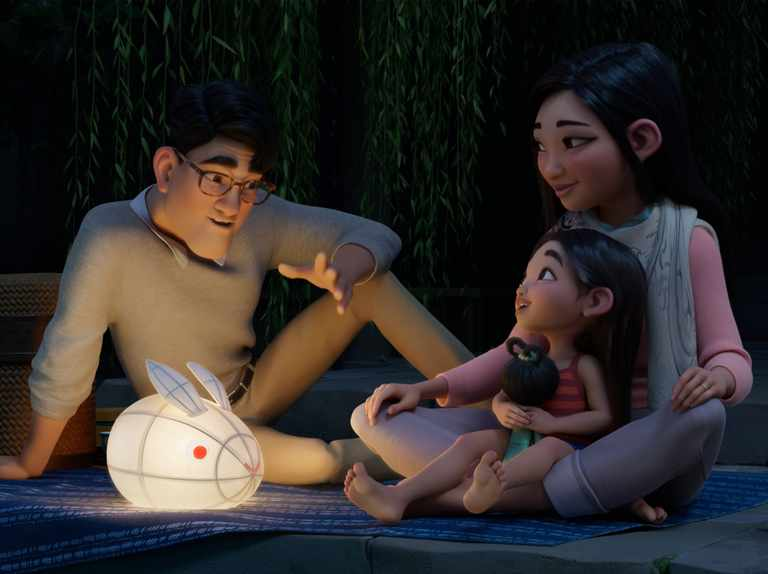 Over the Moon | Netflix releases trailer for new animated film - Radio Times