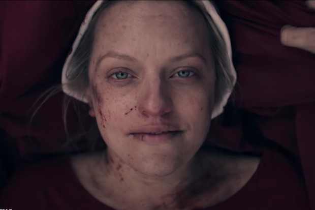 Elizabeth Moss in The Handmaid's Tale season four trailer