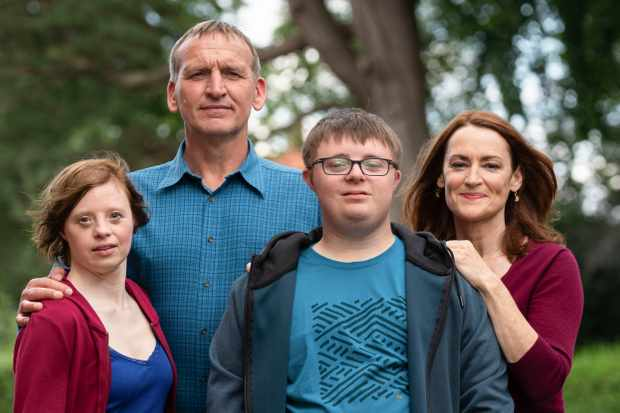 The A Word with Christopher Eccleston