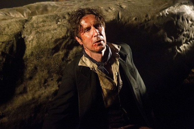 Doctor Who - Paul McGann