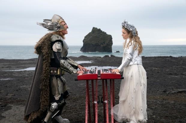 Eurovision: A Story of Fire Saga stars Will Ferrell and Rachel McAdams on Netflix