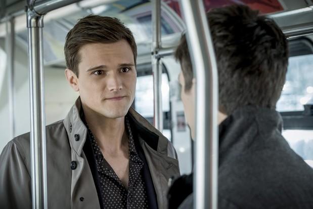 The Flash: Hartley Sawyer as Ralph Dibny