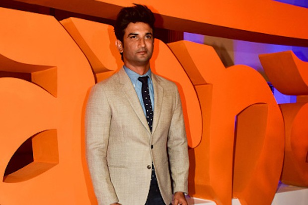 MUMBAI, INDIA - 2018/11/12: Actor Sushant Singh Rajput pose for photos on the trailer launch of his upcoming film Kedarnath at hotel JW Marriott Juhu in Mumbai. (Photo by Azhar Khan/SOPA Images/LightRocket via Getty Images)