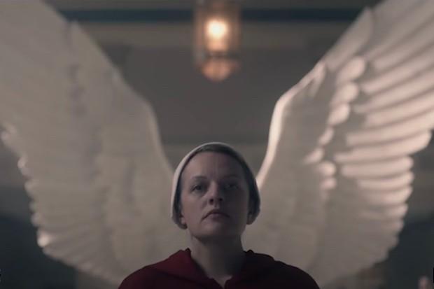 Elizabeth Moss in The Handmaid's Tale season four trailer