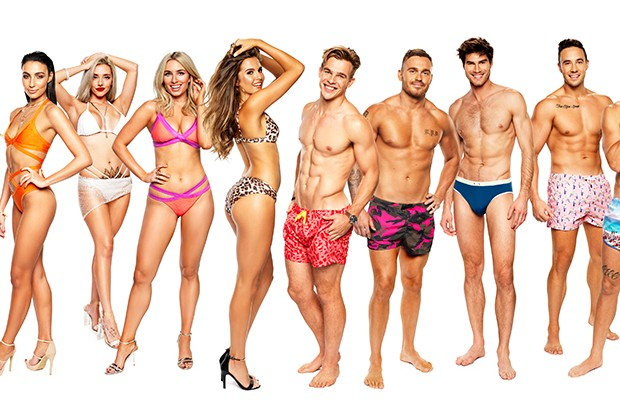 Love Island Australia season 1 cast