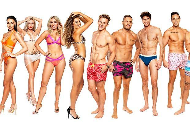 Christmas In Love  2020 Cast Love Island Australia cast | Full line up for season 1 on ITV2