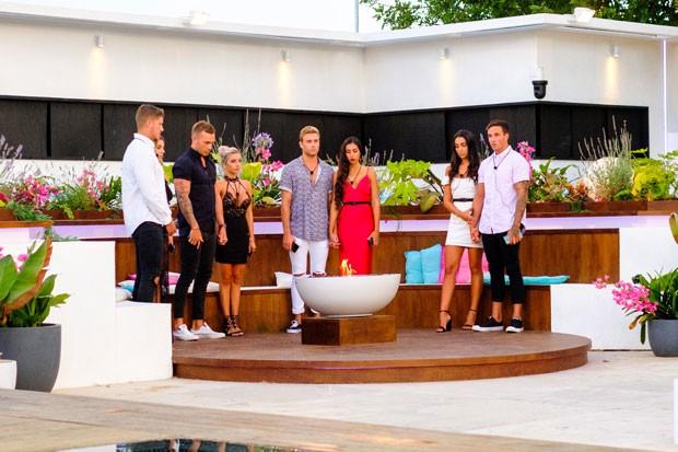 Love Island: Australia season one finalists