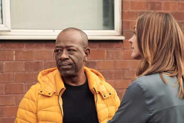 Save Me Too – Nelly (Lennie James) and Claire (Suranne Jones)