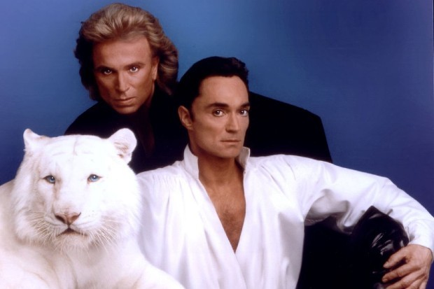 Siegfried and Roy featured in Netflix's Tiger King