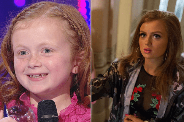 soap awards kids maisie smith