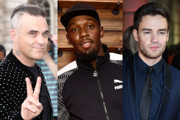 Robbie Williams, Usain Bolt and Liam Payne will take part in eSoccer Aid in 2020