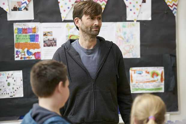 "There She Goes' David Tennant: ""A parent never feels we're getting it right"""