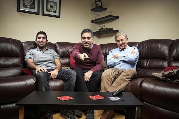 The Siddiqui Family on Gogglebox