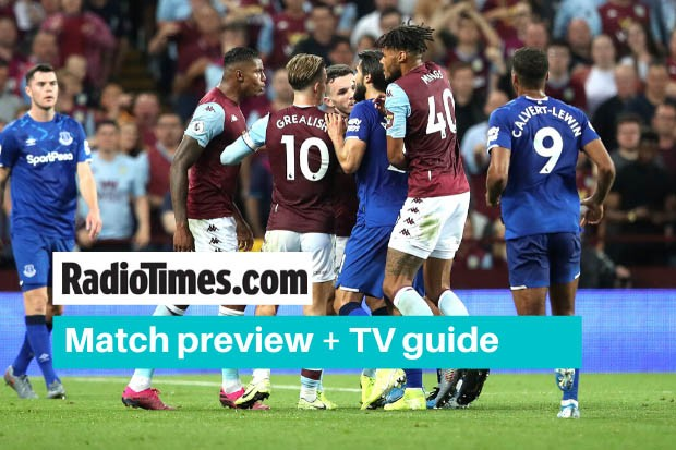 What Tv Channel Is Everton V Aston Villa On Kick Off Time Live Stream Radio Times