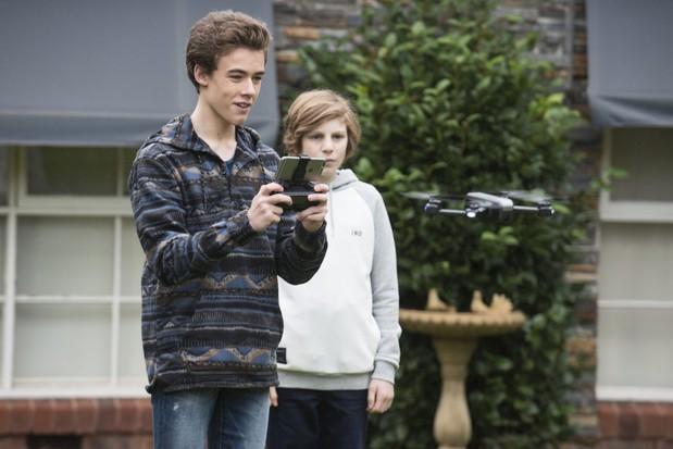 louis emmett sheila drone neighbours