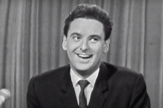 Bob Monkhouse, network on air