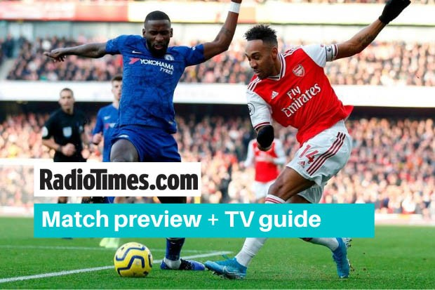 What TV channel is Arsenal v Chelsea on? Kick off time ...