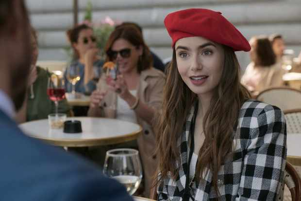 When is romantic comedy Emily In Paris on Netflix?