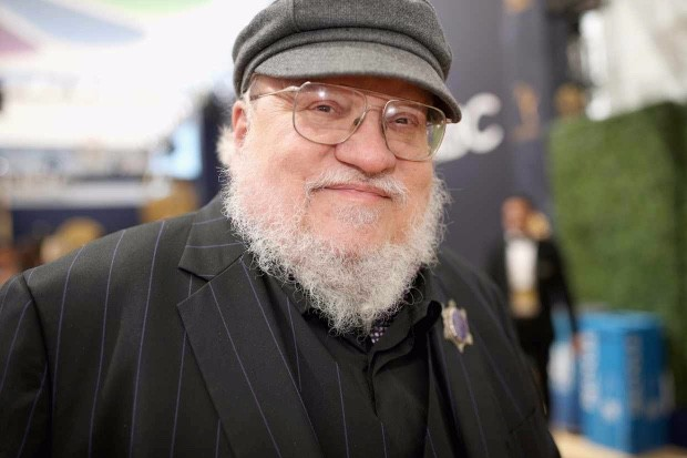 George RR Martin House of the Dragon