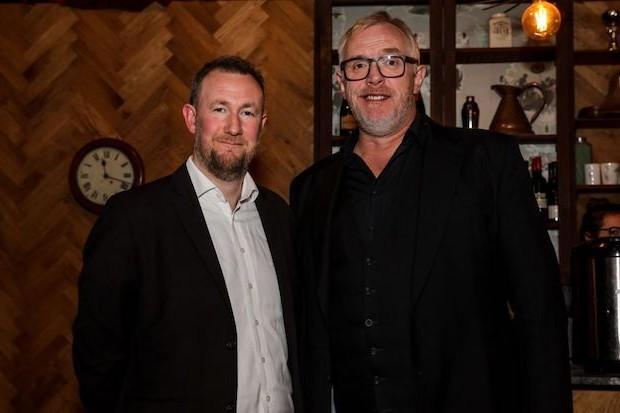 Alex Horne and Greg Davies