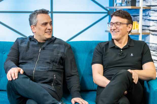 The Russo brothers have their sights set on Star Wars