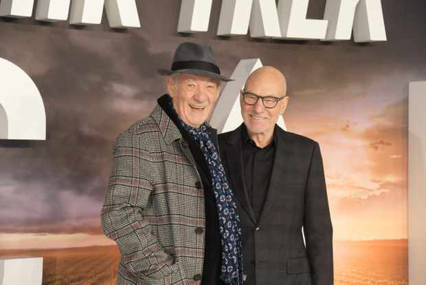 """""""Star Trek: Picard"""" - European Premiere - VIP Arrivals"""