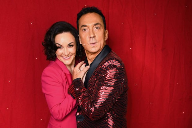 Shirley Ballas and Bruno Tonioli