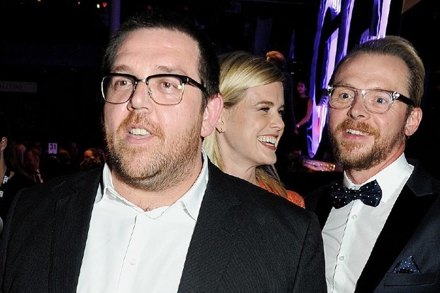 Nick Frost and Simon Pegg, Truth Seekers