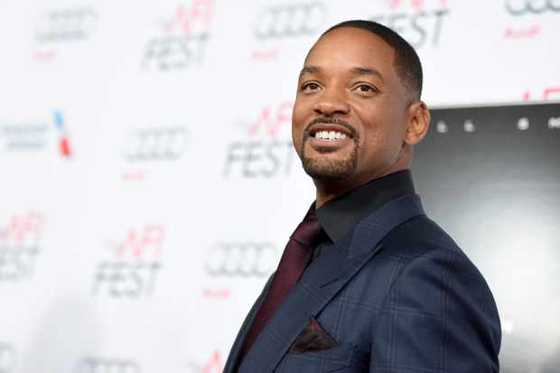 Apple TV+ wins bidding war for Will Smith film project Emancipation
