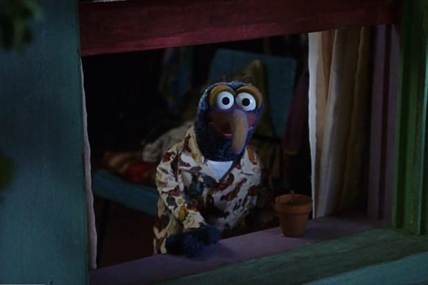 Uzaydan Gonzo Muppets