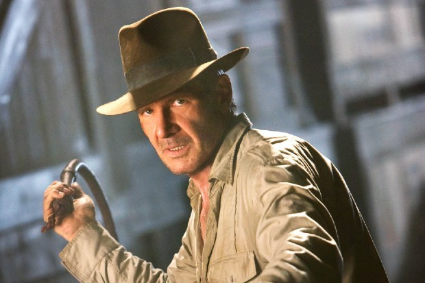 Harrison Ford stars in Indiana Jones and the Kingdom of the Crystal Skull