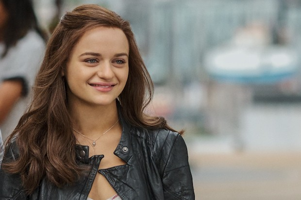 The Kissing Booth | Joey King to star with Brad Pitt in Bullet Train -  Radio Times